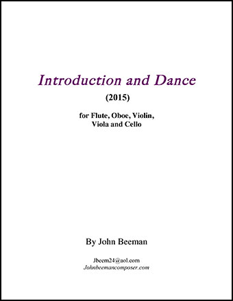 Introduction and Dance