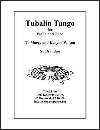 Tubalin Tango for Violin and Tuba Thumbnail