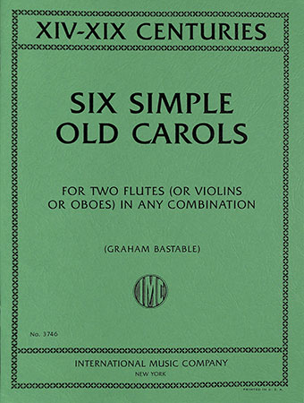 Six Simple Old Carols
