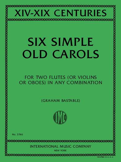Six Simple Old Carols