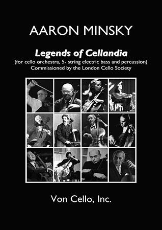Legends of Cellandia