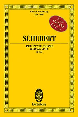 German Mass, D 872