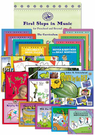First Steps in Music Cover