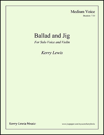 Ballad and Jig