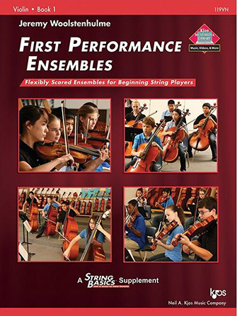 String Basics First Performance Ensembles
