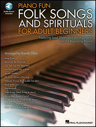 Piano Fun Folk Songs and Spirituals