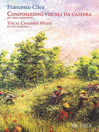 Vocal Chamber Music for Voice and Piano