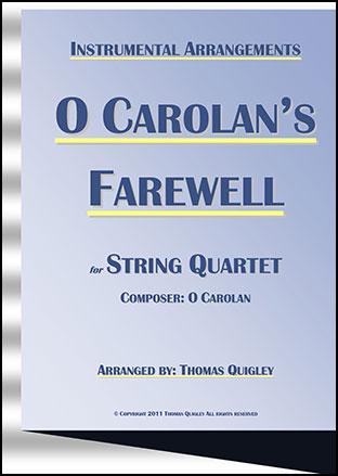 O Carolan's Farewell (String Quartet)