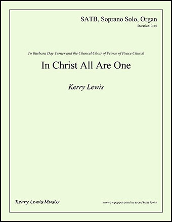 In Christ All Are One