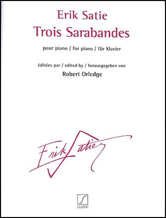 Trois Sarabandes