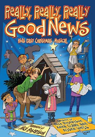 Really Really Really Good News Cover