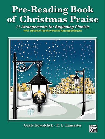 Pre Reading Book of Christmas Praise