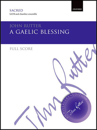 A Gaelic Blessing Cover