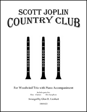 Country Club (Woodwind Trio)