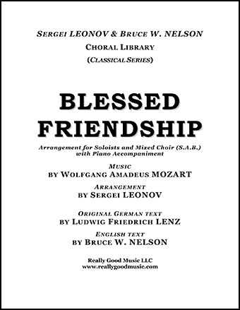 Blessed Friendship