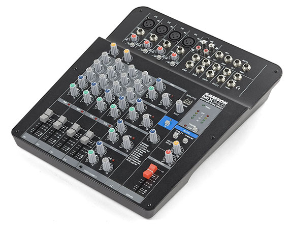 MixPad MXP Mixer