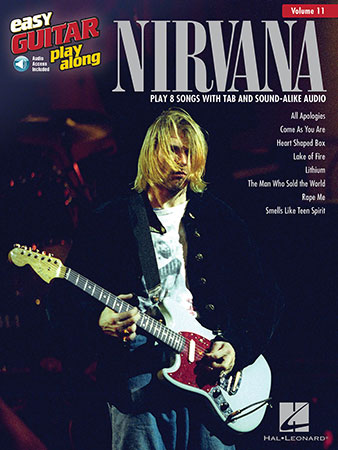 Easy Guitar Play-Along, Vol. 11 Nirvana