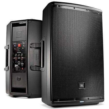 EON 600 Series Powered Loudspeaker System
