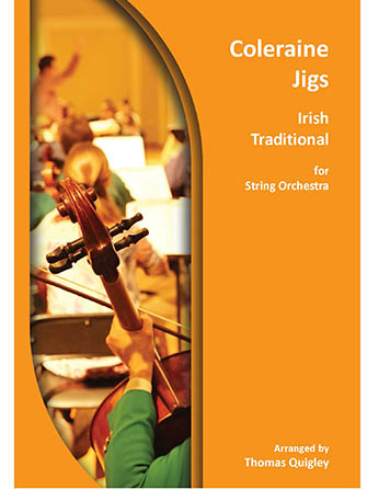 Coleraine Jigs (String Orchestra)