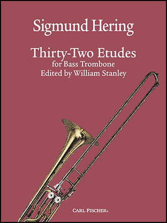 Thirty-Two Etudes for Bass Trombone