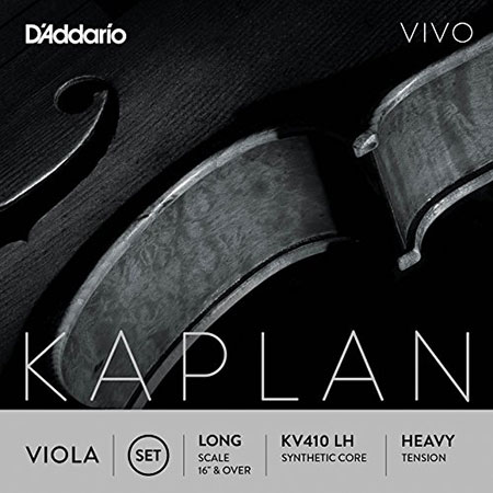 Kaplan Vivo Viola Strings