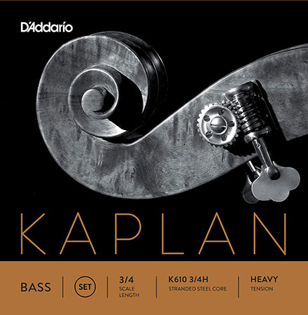 Kaplan Bass Strings