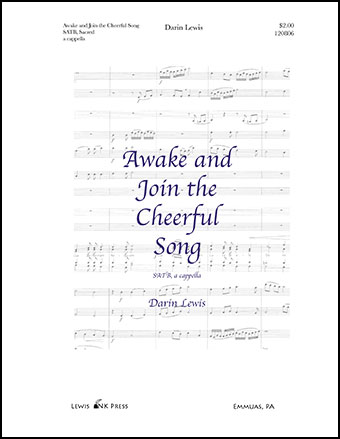 Awake and Join the Cheerful Song