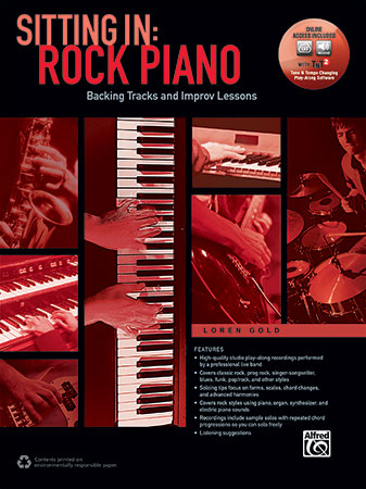 Sitting In : Rock Piano