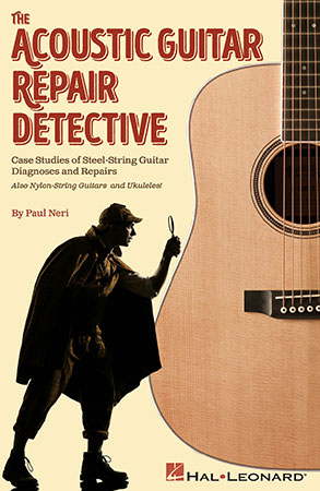The Acoustic Guitar Repair Detective