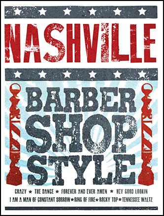 Nashville Barbershop Style