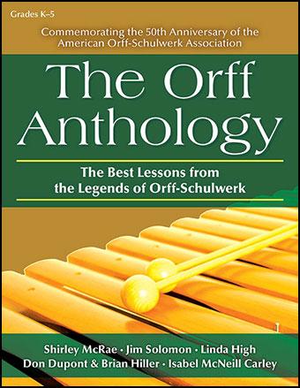 The Orff Anthology Thumbnail
