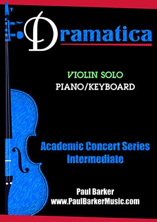 Dramatica for Violin