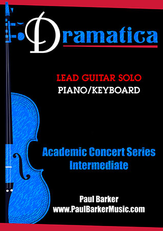 Dramatica for Lead Guitar