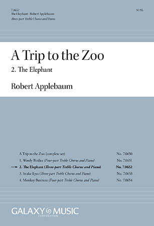 A Trip to the Zoo: 2. The Elephant