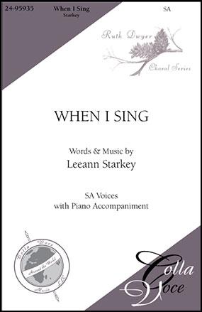 When I Sing Thumbnail