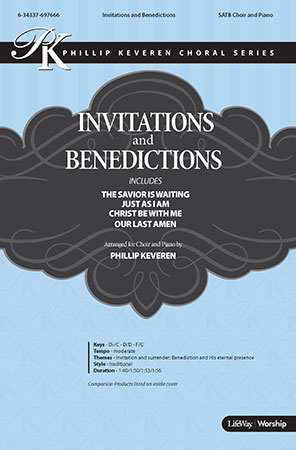 Invitations and Benedictions