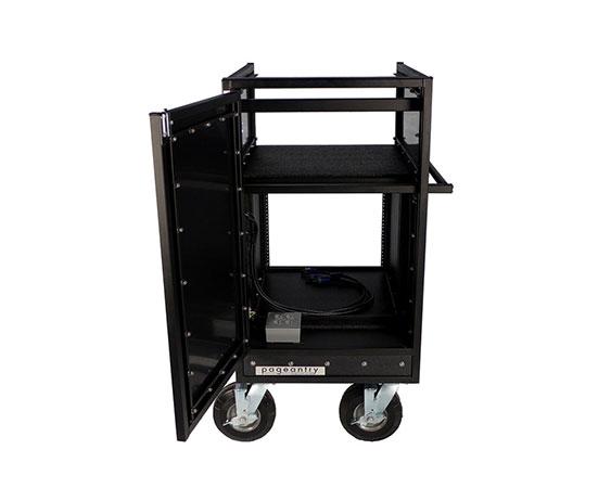 Single Mixer Carts Cover