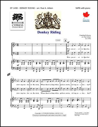 Donkey Riding Thumbnail