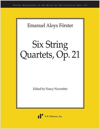 Six String Quartets, Op. 21
