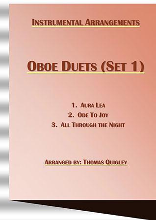 Oboe Duets (Set 1)
