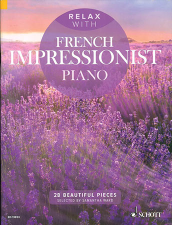 Relax with French Impressionist Piano
