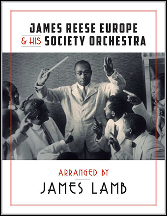 James Reese Europe & his Society Orchestra