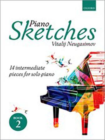 Piano Sketches Thumbnail