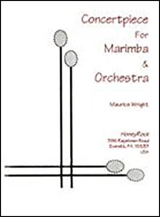 Concertpiece for Marimba And Orchestra
