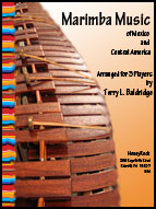 Marimba Music of Mexico and Central America