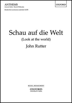 Schau Auf Die Welt German version Look at the World
