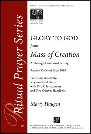 Glory to God from Mass of Creation