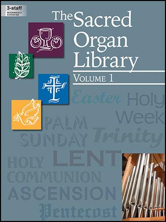 Sacred Organ Library