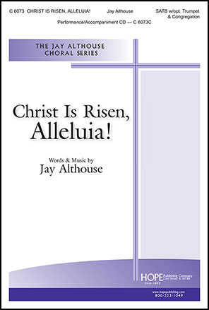 Christ Is Risen, Alleluia!