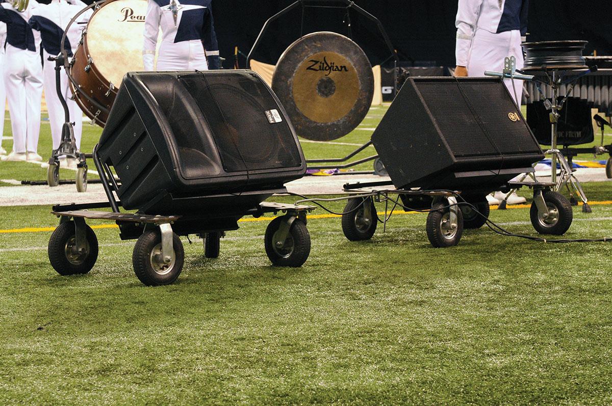 Speaker Cart